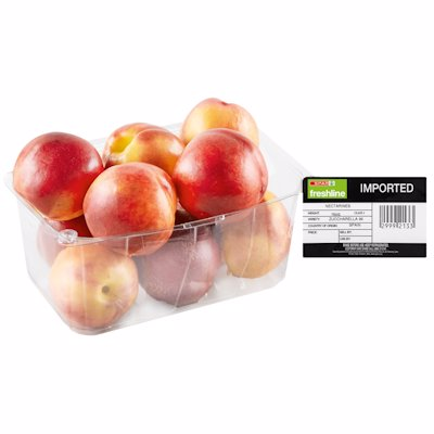 F/L NECTARINES VALUE PACK 750GR