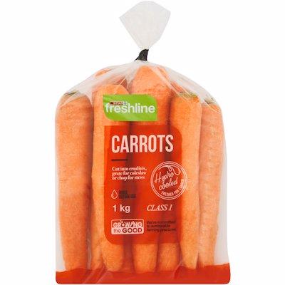 F/L VEG-CARROT 1KG 1KG