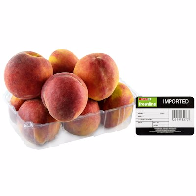 F/L PEACHES VALUE PACK 750GR