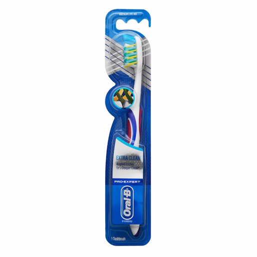 ORAL B EXTRA CLEAN MED 1'S