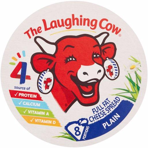 BEL LAUGH COW WEDGES REG 120GR