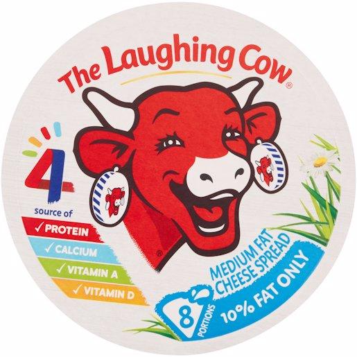 BEL LAUGH COW WEDGES LHT 120GR