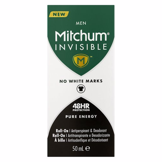 MITCHUM R/ON MEN P/ENERGY 50ML