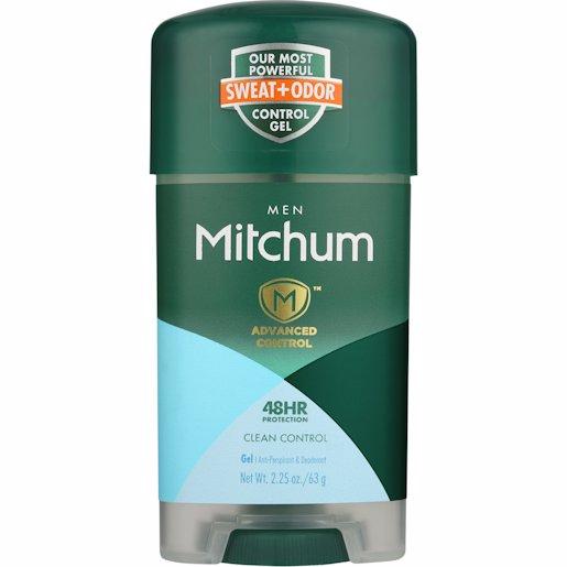 MITCHUM GEL MEN CLEAN CON 63GR