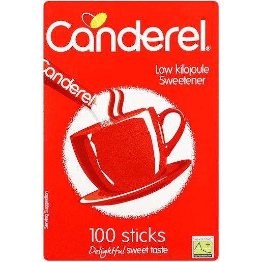 CANDEREL SACHET STICKS 100'S