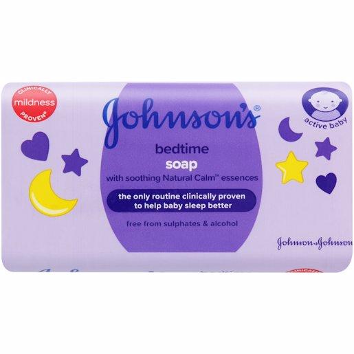 JS BABY SOAP BEDTIME 175GR