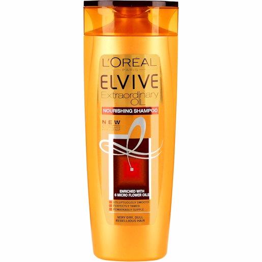 ELVIVE SHAM X/O REB HAIR 400ML