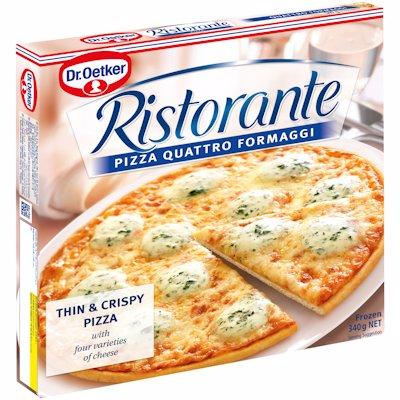 RISTORANTE PIZZA QUATTRO FORMAGGI 1'S