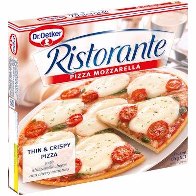 RISTORANTE PIZZA MOZZAREL 1'S
