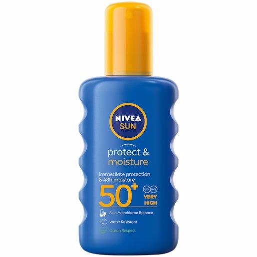 NIVEA SUN SPRAY SPF50 200ML