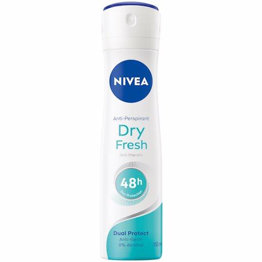 NIVEA APS WOMEN DRY FRESH 150ML