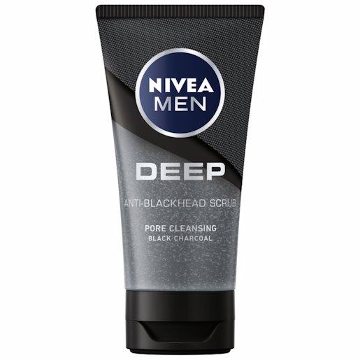 NIVEA MEN FACE SCRUB DEEP 75ML