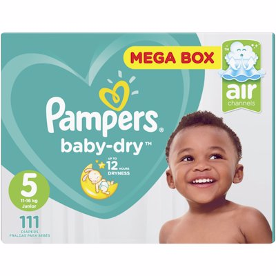 PAMPERS ACTIVE MP JUNIOR 111'S