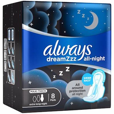 ALWAYS MAXI NIGHT 8'S