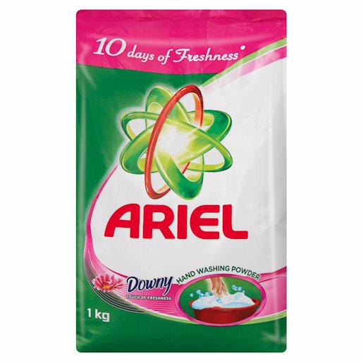 ARIEL HAND TOUCH OF DOWNY 1KG