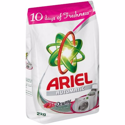 ARIEL AUTO WITH A TOUCH OF DOWNY 2KG