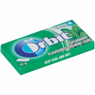 ORBIT S/FREE GUMS 14'S