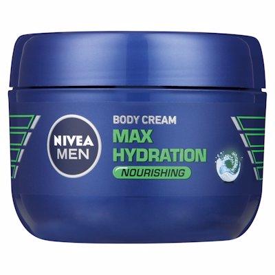NIVEA MEN BODY CREAM MAX HYDRATION 250ML