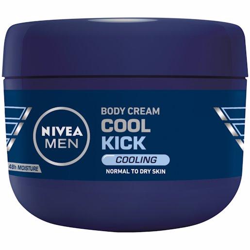 NIVEA CREAM MEN COOL KICK 250ML