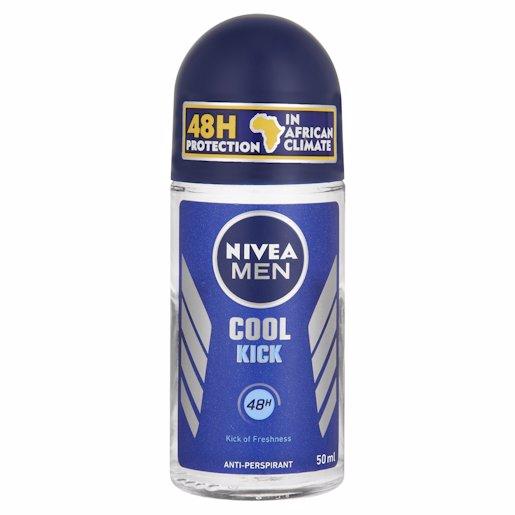 NIVEA MEN R/ON COOL KICK 50ML