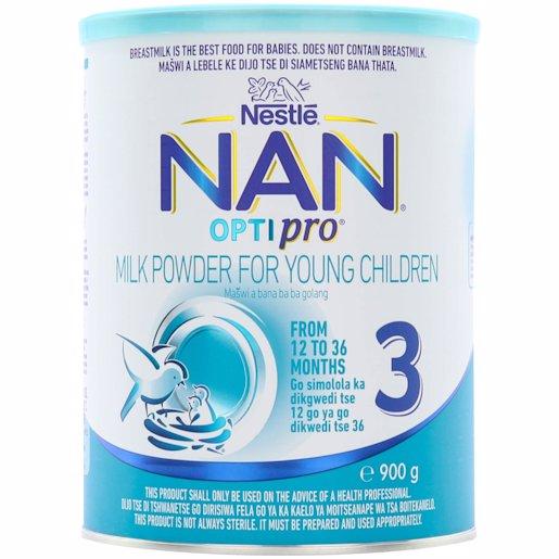 NAN NO 3 PROBIO KVI 900GR