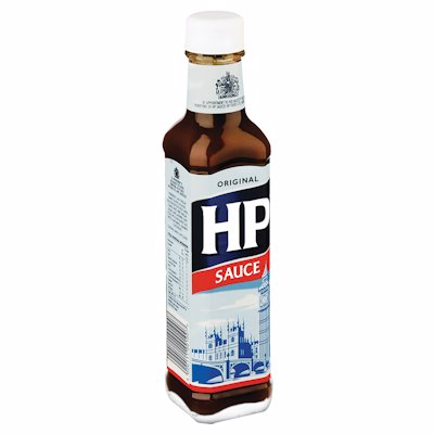 HP SAUCE ORIGINAL 255G