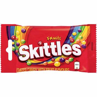SKITTLES FRUIT 38GR