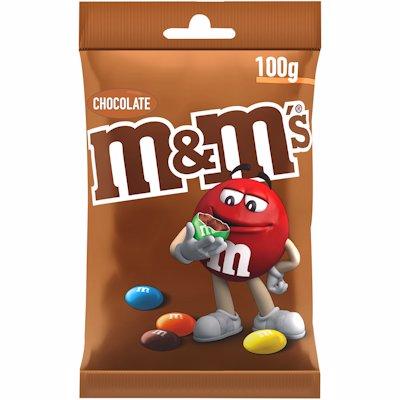 M&M CHOCOLATE 100GR