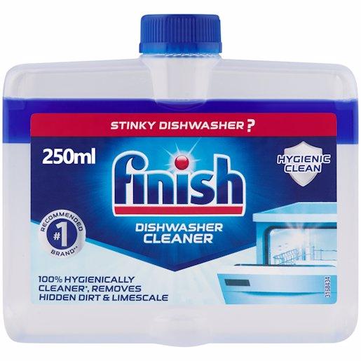 FINISH MACHINE CLEAN REG 250ML