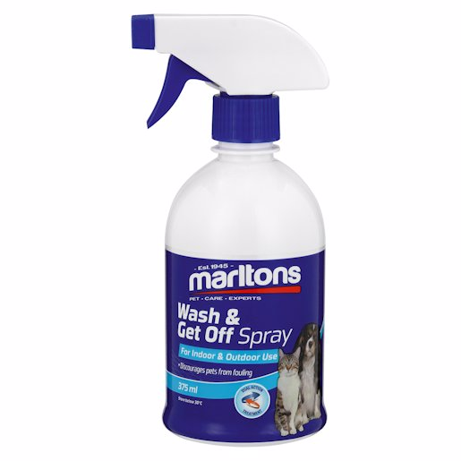 M/TONS D/W WSH&GET OFF 375ML