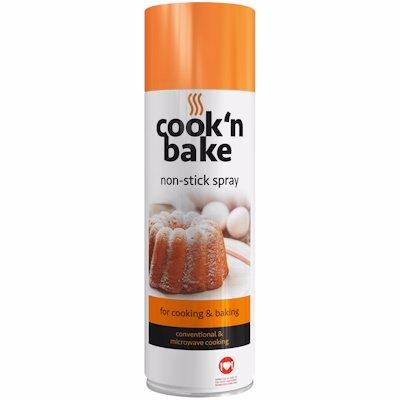 COOK & BAKE SPRAY 500ML
