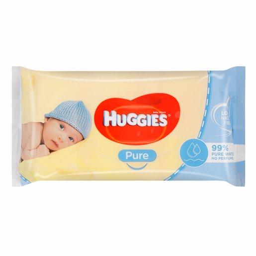 HUGGIES B/WIPES PURE 56'S