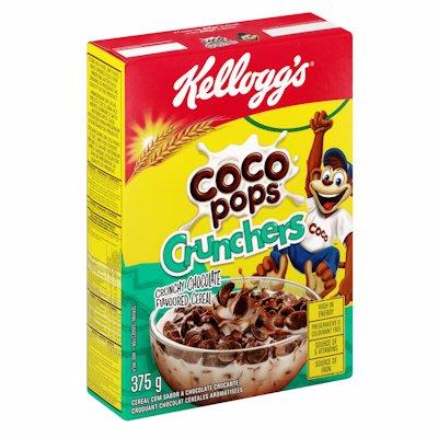 KELLOGGS COCO POPS CRUNCH 375GR