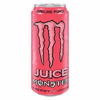 MONSTER ENER&JCE PIPELINE 500ML
