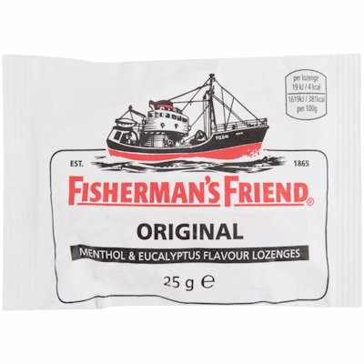 FISHERMANS ORIGINAL WHITE 25G
