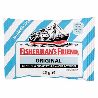 FISHERMANS ORIGINAL BLUE 25G