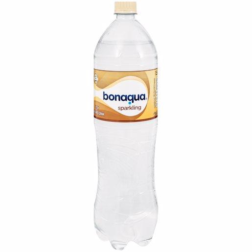BON AQUA LITCHI WATER 1.5LT