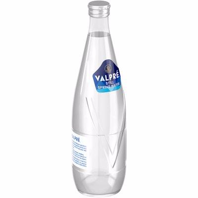 VALPRE SPRING WATER STILL GLASS BOTTLE 750ML