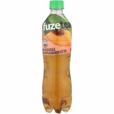 FUZE TEA PEACH 500ML