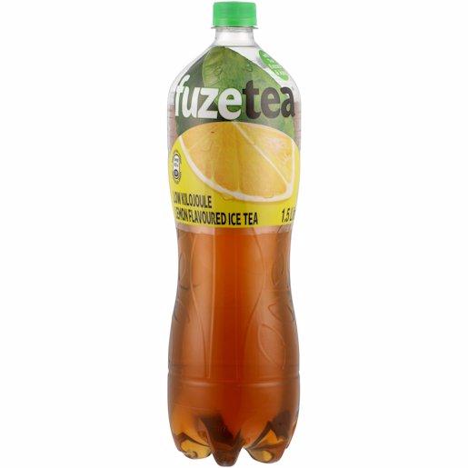 FUZE TEA RTD LEMON 1.5LT
