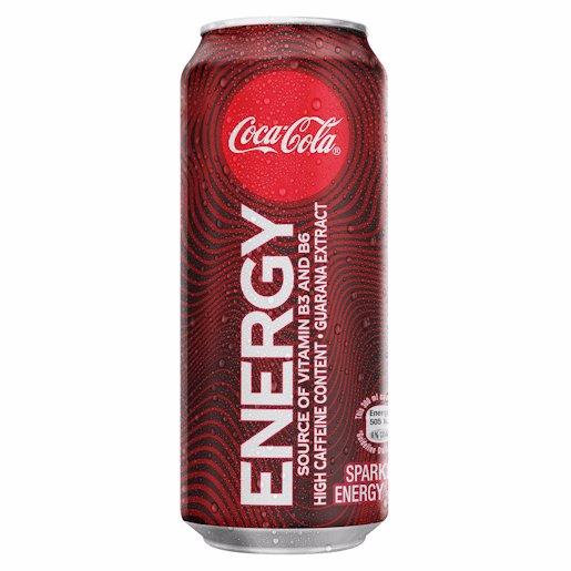 COCA COLA ENERGY DRINK 300ML