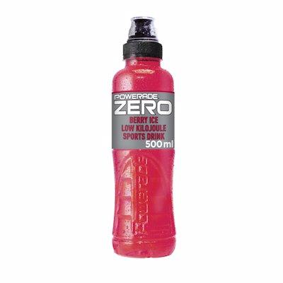 POWERADE ZERO BERRY 500ML