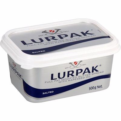 LURPAK BUTTER SPREADABLE 500GR