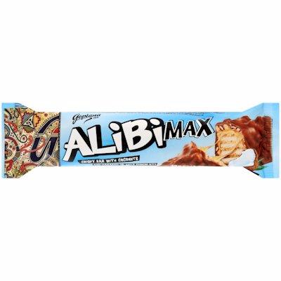 ALIBI MAX CHOC COCONUT 49G