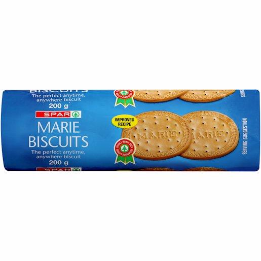 SPAR BISCUITS MARIE 200GR