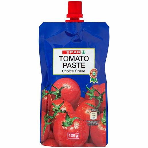 SPAR TOMATO PASTE 120GR