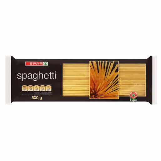 SPAR SPAGHETTI 500GR