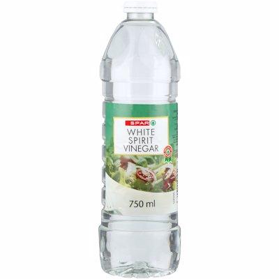 SPAR SPIRIT VINEGAR WHITE 750ML