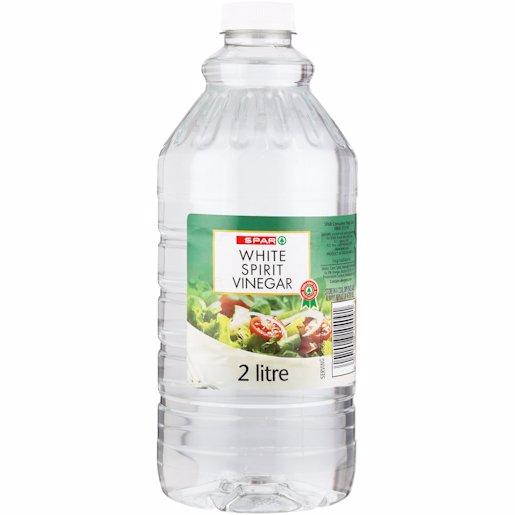 SPAR VINEGAR  WHITE 2L