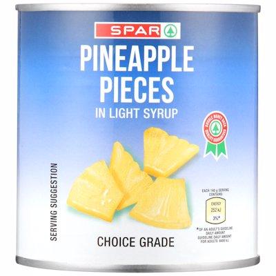 SPAR PINE PIECES 440GR
